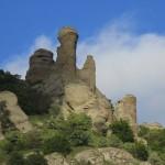 Демерджи -замок