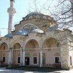 Мусульманская мечеть.