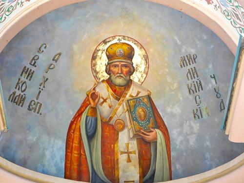 Николаевский собор- Св. Николай