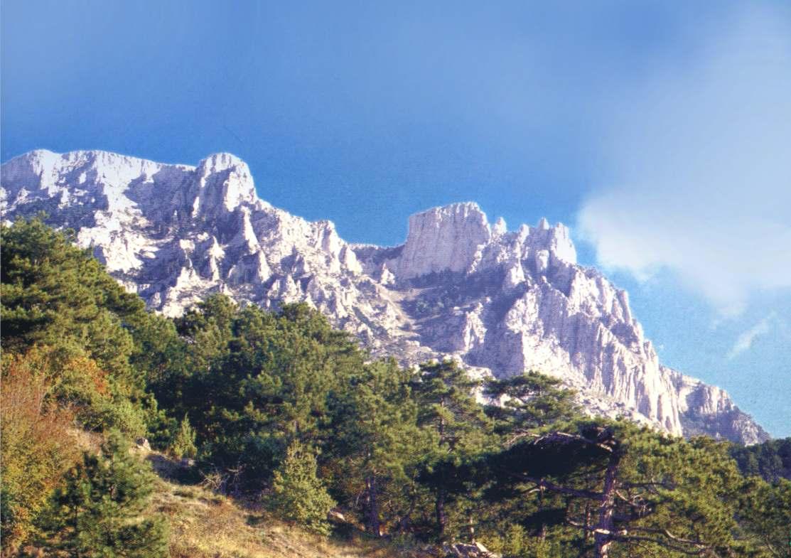 ай-петри-белые горы