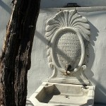 караим-кенассы-фонтан для омовения ног