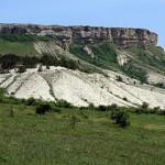 яйла - плоская, столовая гора