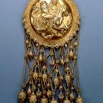 Боспор. цар.-Тамань-330г.до.н.э.-нереиды на гиппокампе