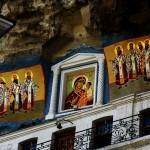Икона Богородицы Свято-Успенский монастырь