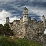 a fortress Yenikale