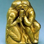 Курган Куль-Оба, Боспорское царство -Керчь-4в.до.н.э-побратимство