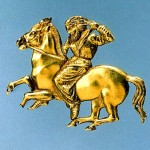 Курган Куль-Оба-400г.до.н.э.-всадник