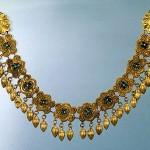 Некрополь Нимфей, курган 17-ожерелье-425-400гг..до.н.э