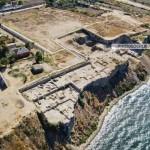 Раскопки Гермонасса-Тмутаракань