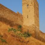 Судак-крепостная башня