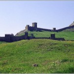 The Sudak fortress