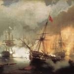 the Battle of Kerch Strait.