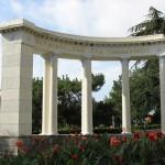 Nikita Botanical Garden.