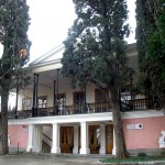 Gurzuf. Pushkin's museum