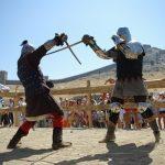 Международный рыцарский фестиваль «Генуэзский шлем».