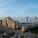 Ancient-Greek in Chersonesus