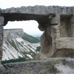 The Crimean Cave Towns.