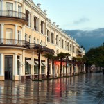 Once you arrive in Yalta you will fall in love with it!