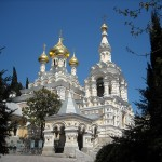 Yalta. St.Alexander Nevskiy church