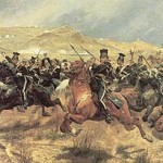Charge of the Light Brigade by Richard Caton Woodville -1825-1855