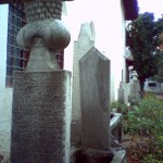 graves in Bahchisarai