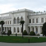the Livadia Palace.