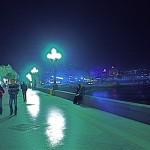 вечер в Ялте