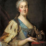 Catherine II by Sablukov
