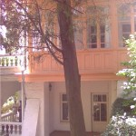 Chekhov's house in Yalta