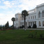 the Livadia Palace