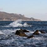 Температура морской воды.