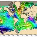 Из каких частей состоит Мировой океан?