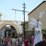 ангел у городских ворот