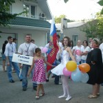балерина из Щелково-