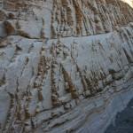 Метаморфическая горная порода - дно океана Тетис