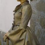 дама 19 века