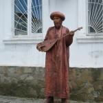 казахский музыкант