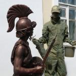 легионер и рыбак