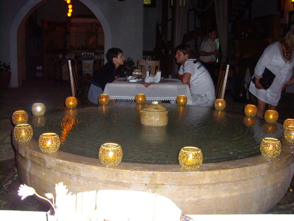 ресторан Джеваль в Евпатории