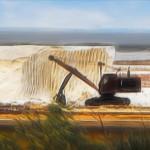 солевые отложения Евпатории - Сольпром
