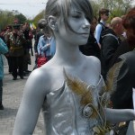 девочка -весна