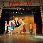 юбилей студии Танца- 15 лет