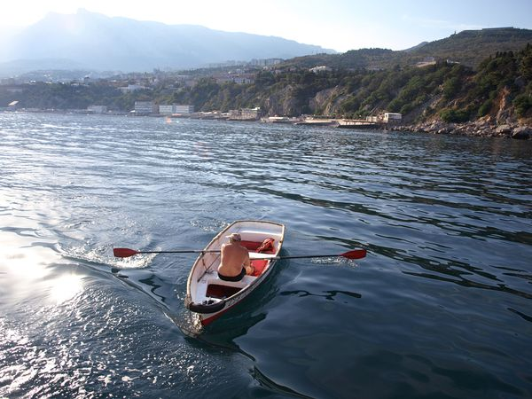 Row Boat, Crimea