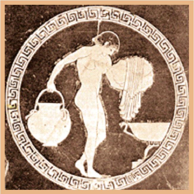 баня Древней Греции – лаконикум
