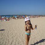 Пляжи Евпатории.