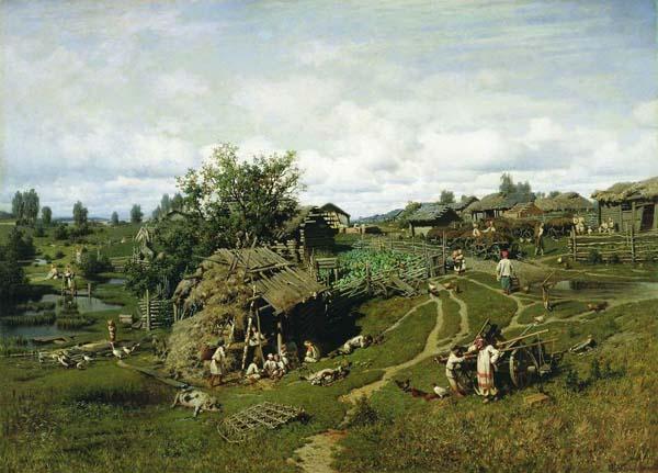 derevnya