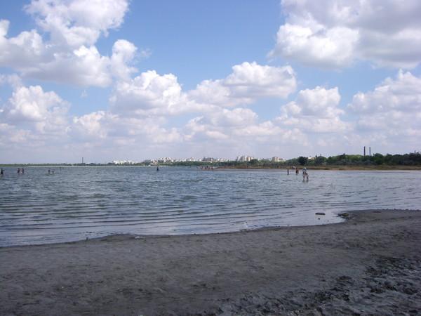 озеро Мойнаки, Евпатория