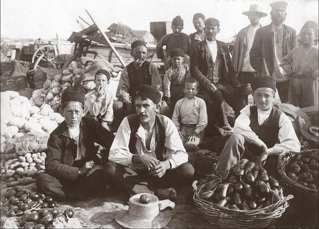 татарские торговцы