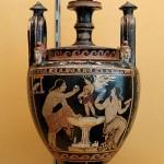 Лебес гамикос -Lebes Gamikos by Asteas, c. 340 BC,