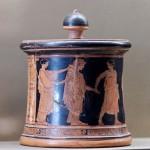Пиксида-470г. до н.э.-свадьба Фетиды